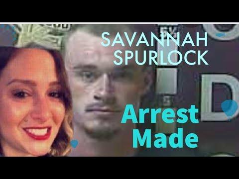 David Sparks is in custody : Savannah Spurlock