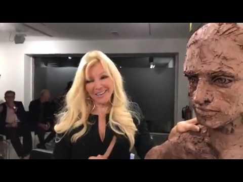 Sergei Polunin - Live Sculpting