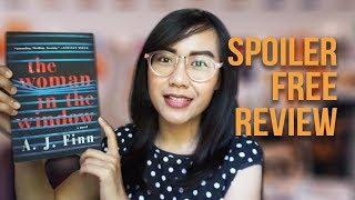 Review Novel Misteri - The Woman In The Window AJ Finn
