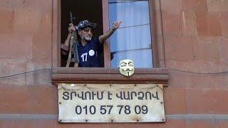 Ереван: мятежники не сдаются
