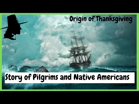 The real story of Thanksgiving. History of Thanksgiving.