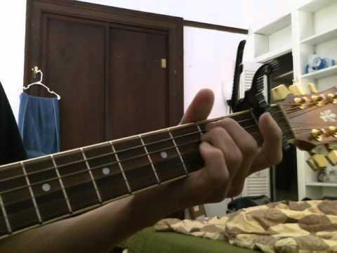 戴佩妮 - 愛在被愛之前 [guitar tab]