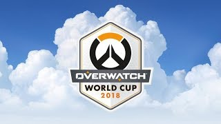 ➤ Overwatch World Cup 2018 - France vs Italie (3e match)