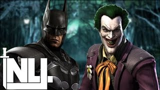 EPIC BATMAN VS JOKER RAP!