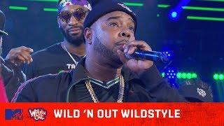 Rip Micheals Snatches Kandie's Wig 😂   Wild 'N Out   #Wildstyle