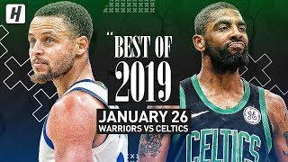 Best of 2019: Golden State Warriors vs Boston Celtics - Full Game Highlights   January 26, 2019