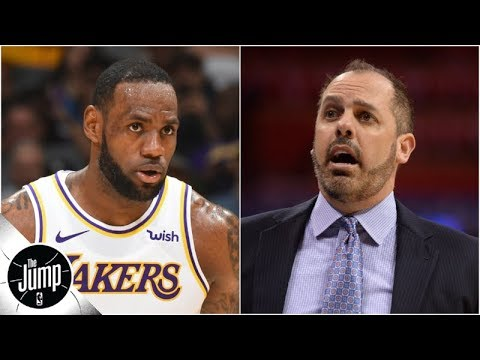 'He can't coach LeBron' - Stephen Jackson on Frank Vogel possibly getting Lakers job | The Jump