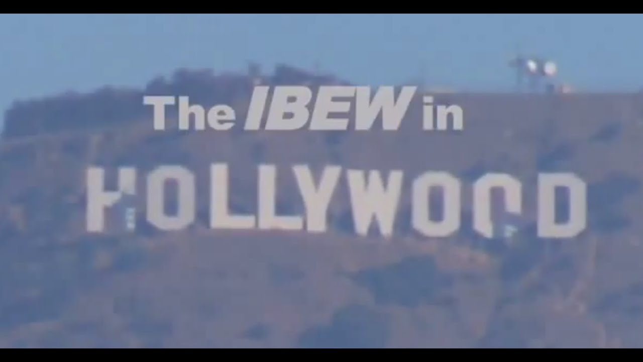 IBEW Local Union 40 Makes Hollywood Magic
