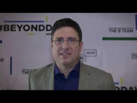 #BeyondDavos Kick-off - Kevin Steinberg, Purpose