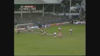 tottenham 1 Arsenal 2 (1987)