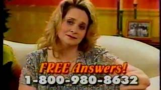 """Love Questions"" Psychic Talk telephone hotline, 1990s"