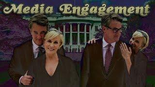MSNBC's Morning Joe Co-hosts Engaged