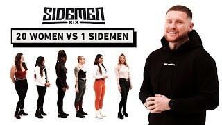 20 WOMEN VS 1 SIDEMEN: ETHAN EDITION