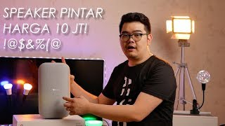 Google Home MAX Indonesia, Smart Premium Speaker seharga 10 juta rupiah!!??