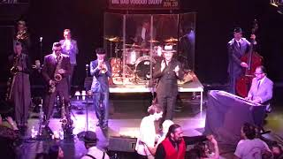 Big Bad Voodoo Daddy Live  Jergel's 2017