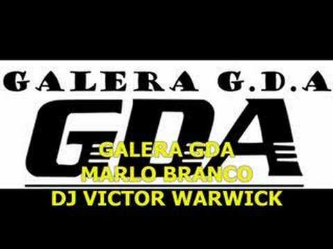 Baixar GALERA GDA - MARLON BRANCO - MELODY