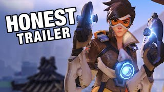 OVERWATCH (Honest Game Trailer)