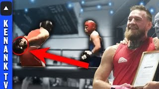 *NEW* Conor McGregor's BOXING RETURN EXHIBITION Analysed. | Full Fight Breakdown Analysis