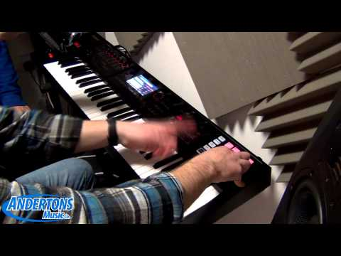 Andertons Exclusive - The Roland FA-06 Workstation
