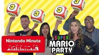 Super Mario Party 2 vs 2 Gameplay ft. Andre 'Black Nerd' & Katie Wilson - Nintendo Minute