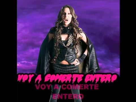 Voy a comerte entero (LETRA)Chica Vampiro RCN