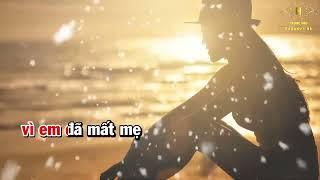 Karaoke Đứa Bé Tone Nữ Nhạc Sống   Trọng Hiếu