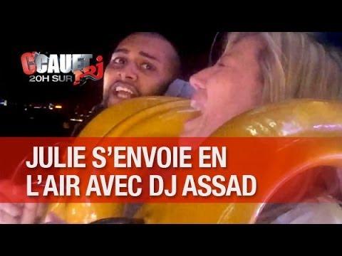 Baixar Julie s'envoie en l'air avec DJ Assad ! - C'Cauet sur NRJ