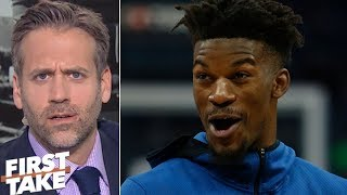 Jimmy Butler's reputation is a 'locker room cancer' - Max Kellerman | First Take