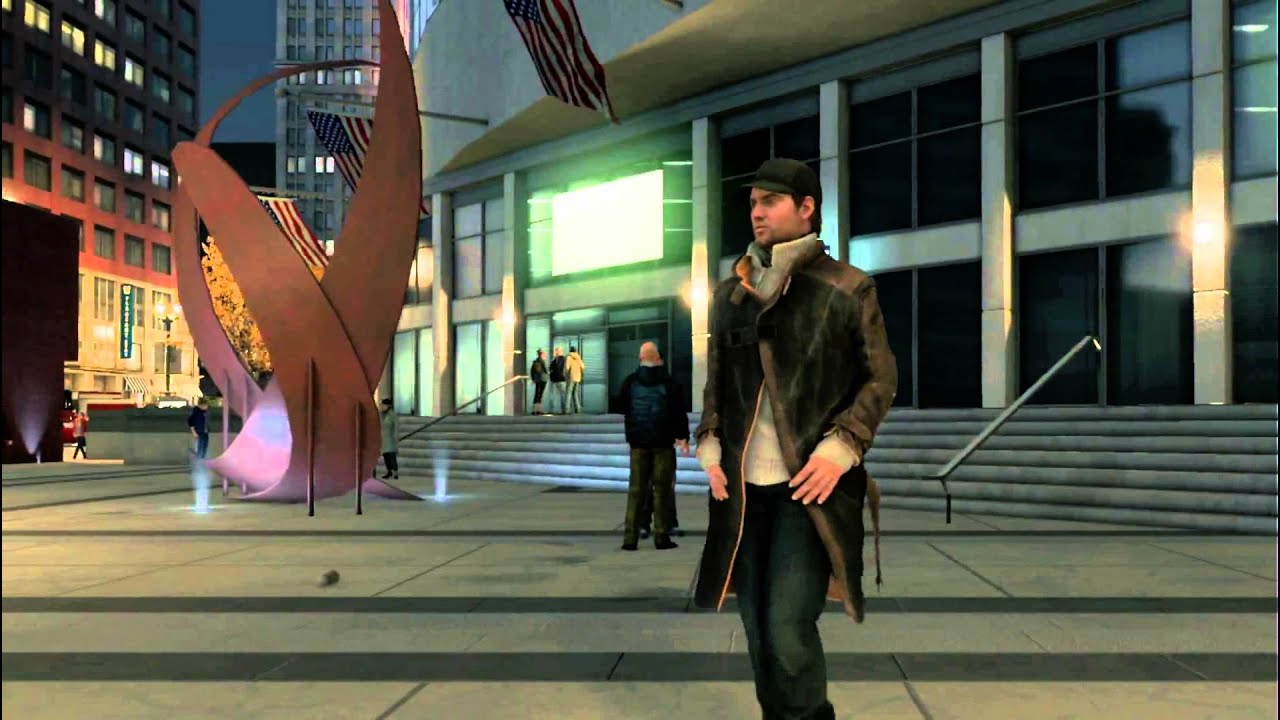 Watch Dogs PS3 / XBOX 360 current gen graphics (ingame ...