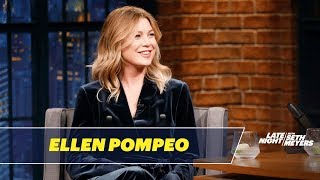 Ellen Pompeo Reflects on Grey's Anatomy's 14 Seasons