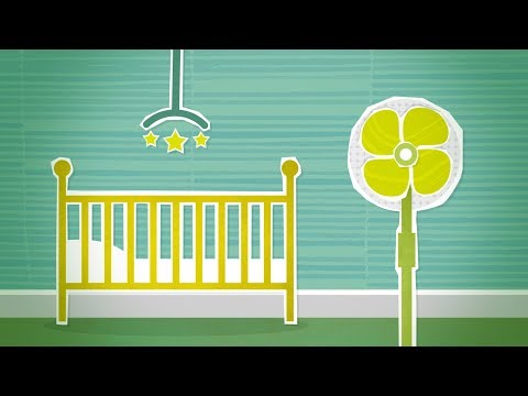 Put Baby to Sleep with Fan Sound White Noise   Soothe Crying, Colicky Infant   10 Hours