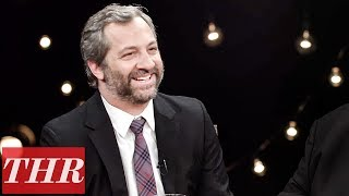 Judd Apatow Discusses The End of 'Girls' | Close Up With THR