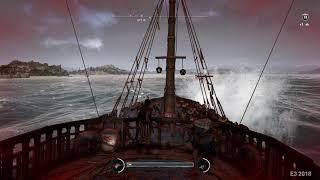 E3 2018 Naval Battle Gameplay