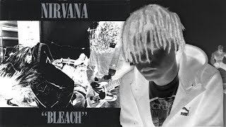 Nirvana - Bleach (Full Album REACTION)