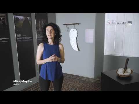 Museo del Holocausto Guatemala - Mira Maylor & Father Desbois