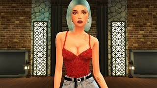 The Sims 4: Get The Look ~ Halsey ~ FULL CC LIST ✨