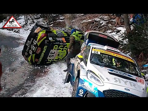 Crash and Show Rallye Monte-Carlo 2020
