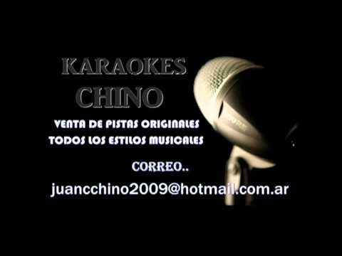 Karaoke La Nueva Luna Corazon de madera