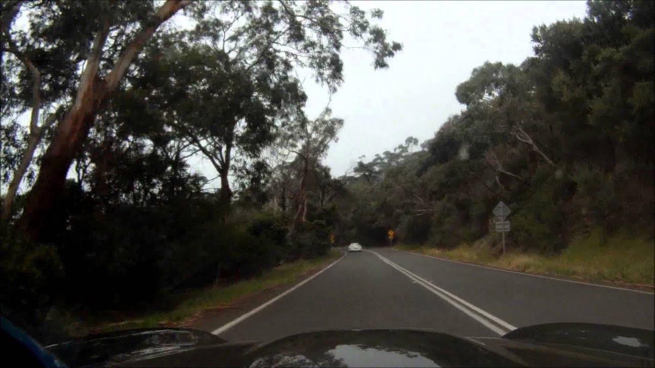 MGRV8 Chasing a Toyota Supra