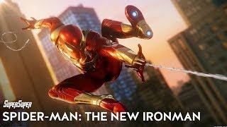 Spider-man: The New Iron Man   Explained in Hindi