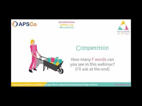 Content Planning for Marketing Heroes with Barclay Jones and APSCo