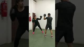 Practice boxing beginners(5)