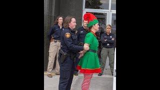 Will Ellen Degeneres help the elves arrested in Amarillo, Texas?