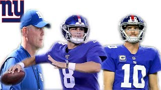 New York Giants- Daniel Jones makes debut Sunday as he replaces Eli Manning! What I expect
