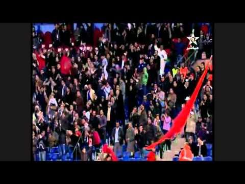 عندما سجل محمد صلاح هدفا في شباك المنتخب الوطني بمراكش