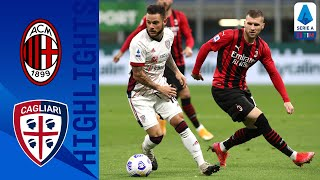 Milan 0-0 Cagliari | Milan Slip to 4th after Draw | Serie A TIM