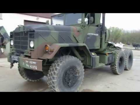 M931A2 Military Tractors for Sale