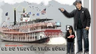 Đi Du Thuyền Trên Sông Mississippi