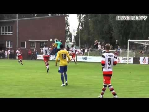 Altona 93 - Buxtehuder SV (Oberliga Hamburg) - Spielszenen | ELBKICK.TV