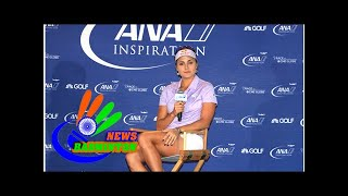 Lexi Thompson was haunted by ANA Inspiration loss last year, but is ready to move on